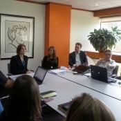Reunión Países Bajos