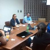 Reunión con Jerarcas de Gobierno