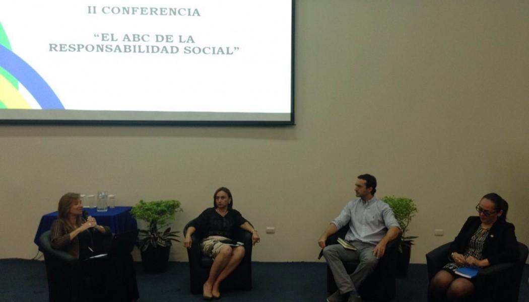 Organizaciones comparten sus experiencias en responsabilidad social